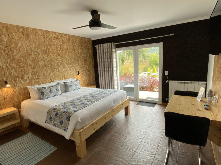 Chambre 2 – Double Deluxe
