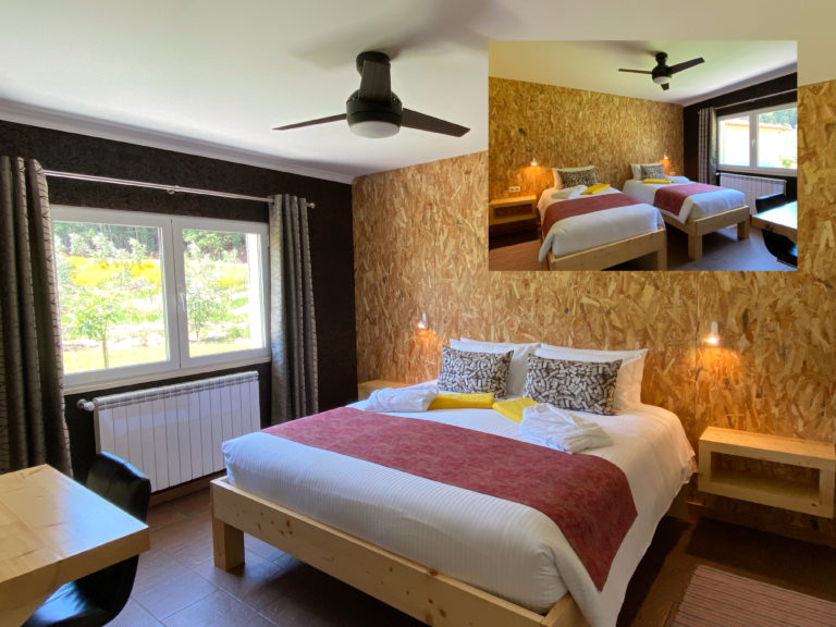 Chambre 4 – Suite avec 2 chambres